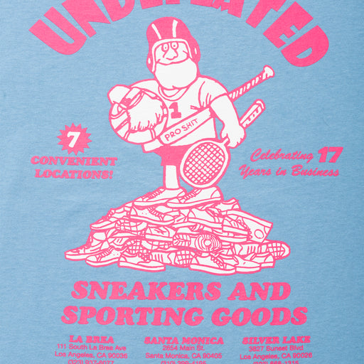 UNDEFEATED SNEAKERS & SPORTING GOODS S/S TEE Image 12