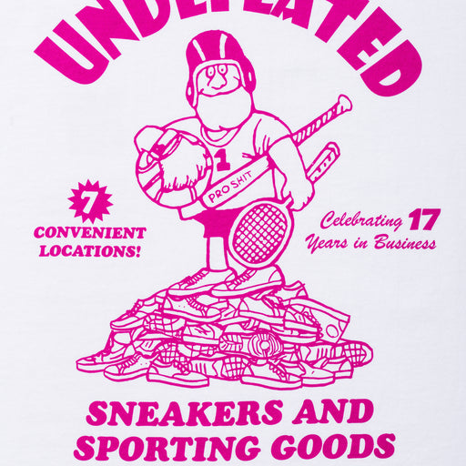 UNDEFEATED SNEAKERS & SPORTING GOODS S/S TEE Image 16