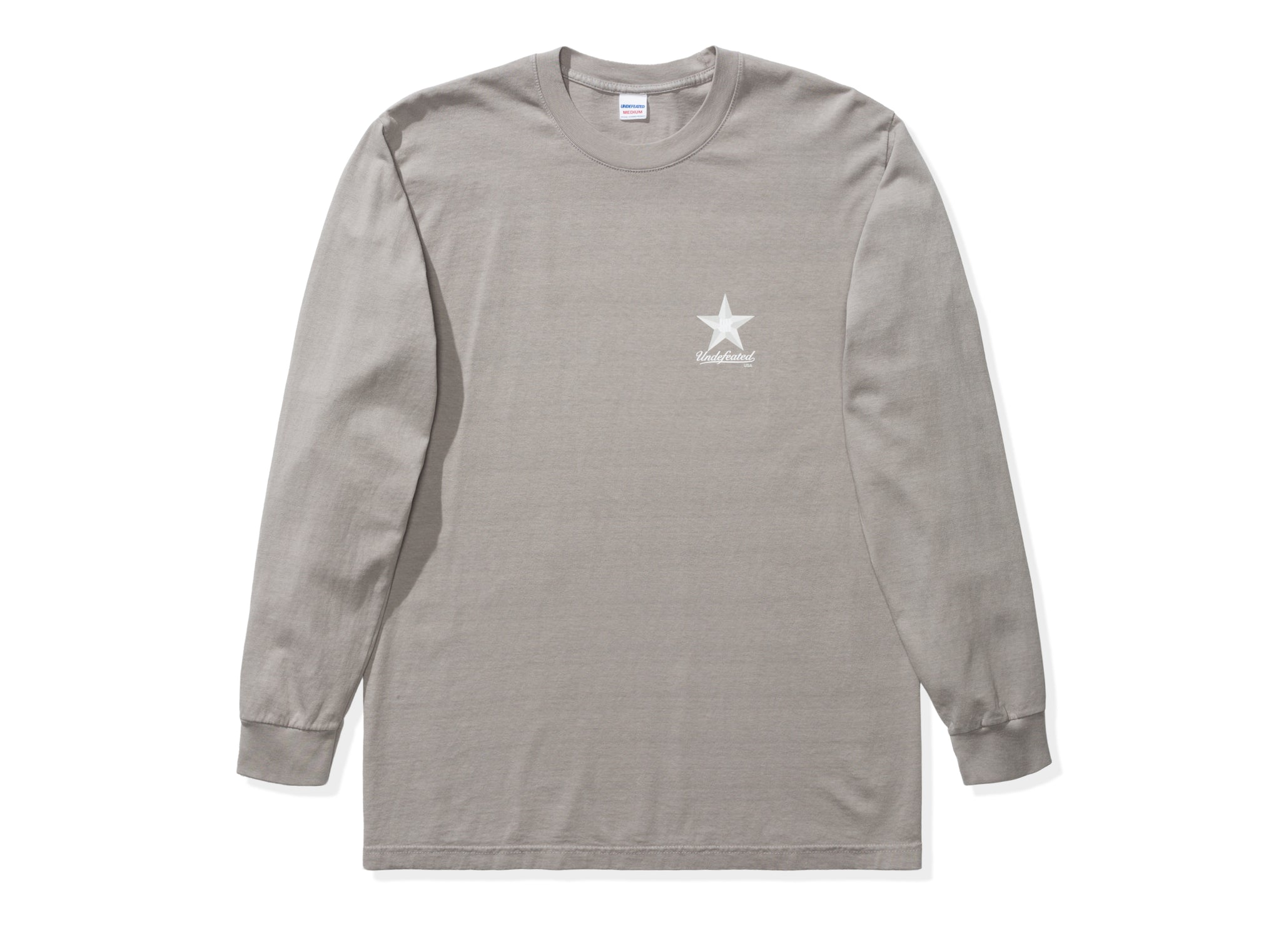 UNDEFEATED STAR L/S TEE