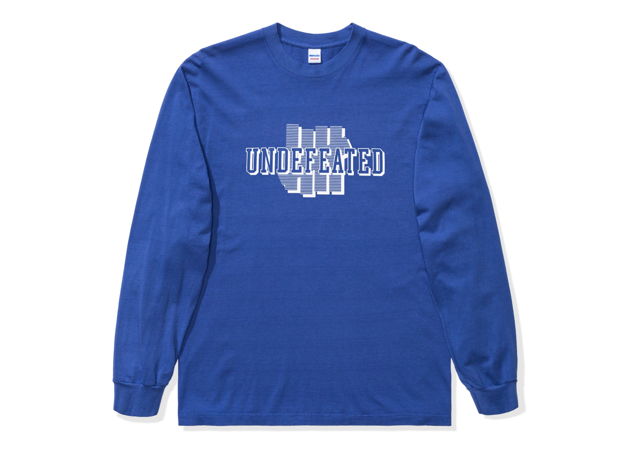 UNDEFEATED STRIKE L/S TEE