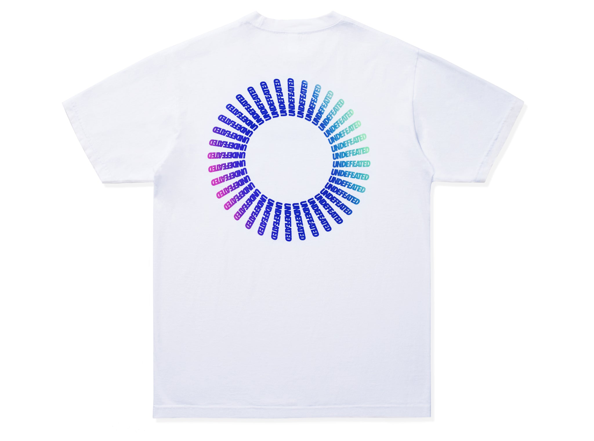 UNDEFEATED SUNBURST TEE