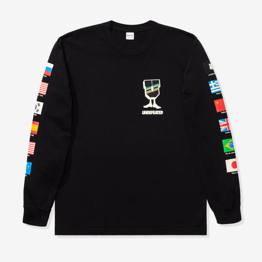 UNDEFEATED U-OLYMPIAN L/S TEE Image 1