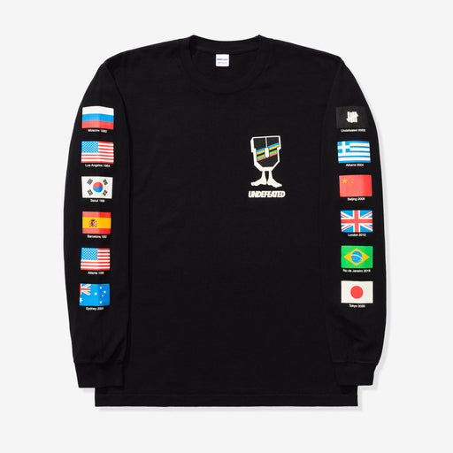 UNDEFEATED U-OLYMPIAN L/S TEE Image 2
