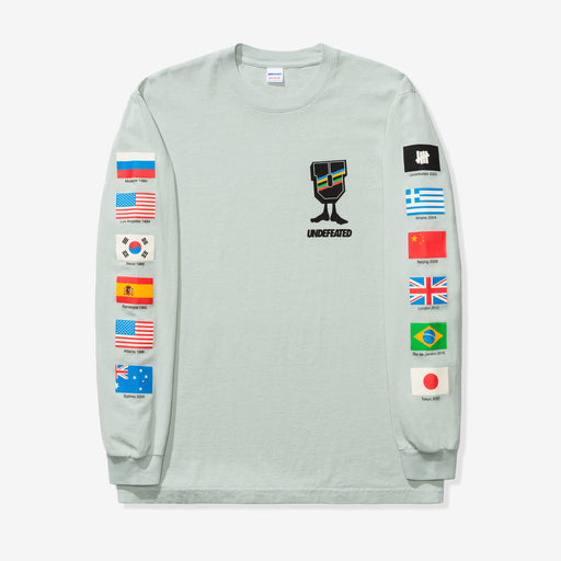 UNDEFEATED U-OLYMPIAN L/S TEE Image 8