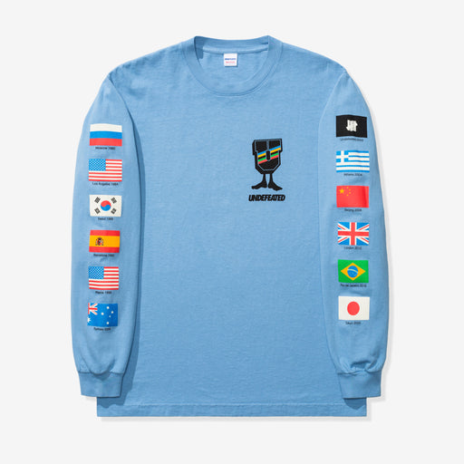 UNDEFEATED U-OLYMPIAN L/S TEE Image 14