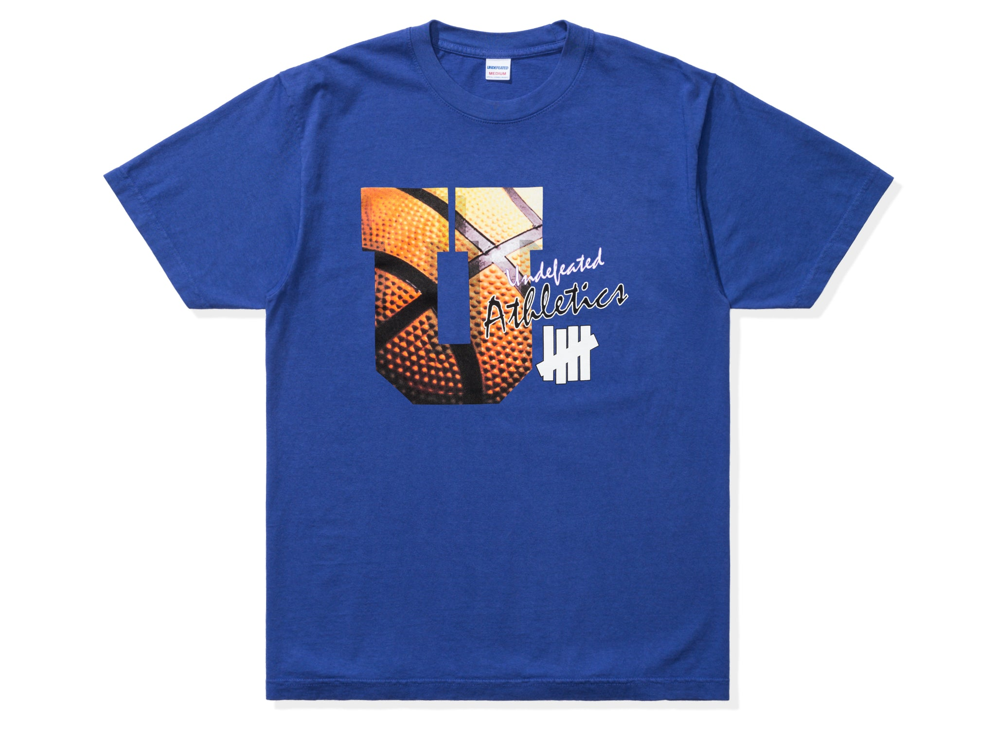 UNDEFEATED HOOPS S/S TEE