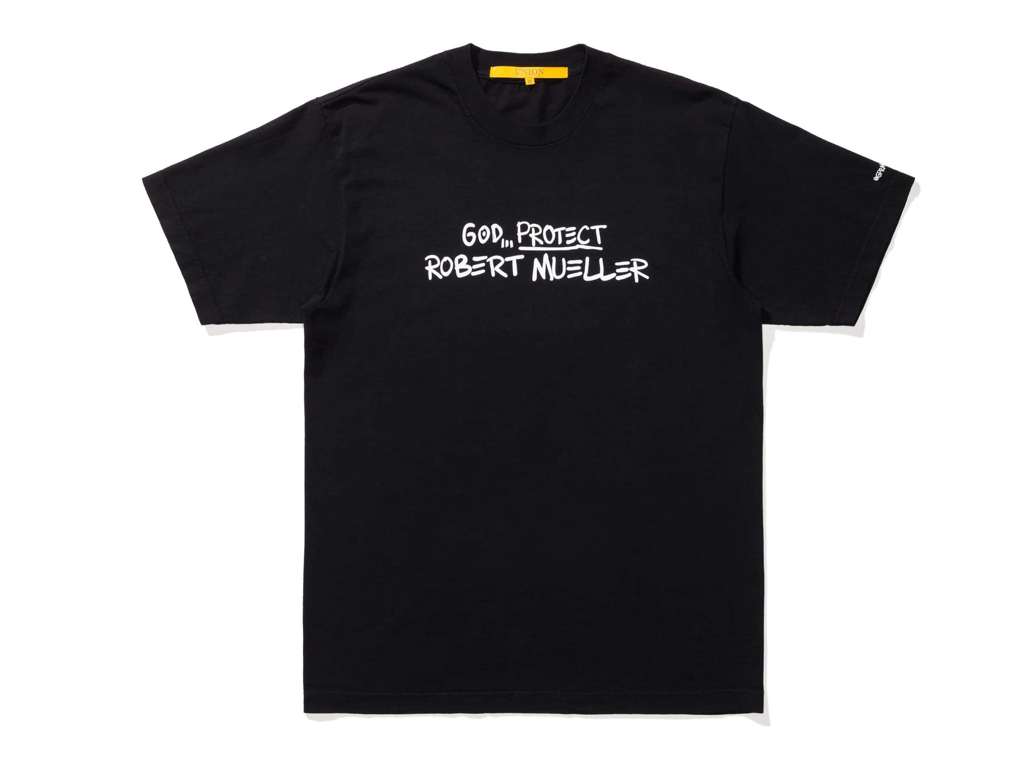 GOD PROTECT ROBERT MUELLER TEE