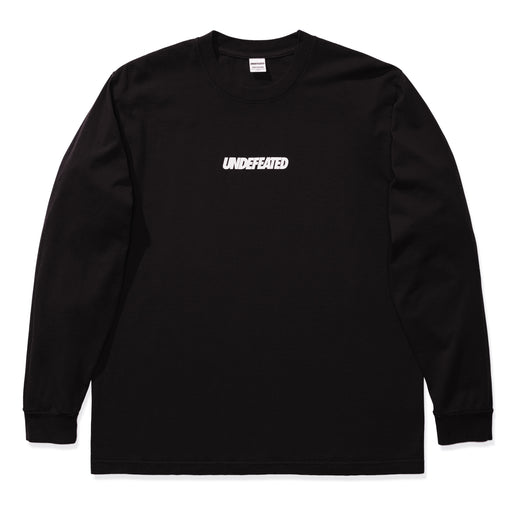 UNDEFEATED LOGO L/S TEE