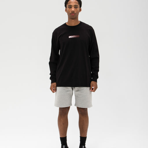 UNDEFEATED GRADIENT LOGO L/S TEE Image 13