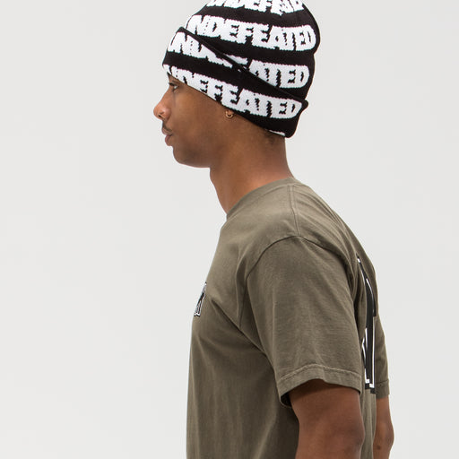UNDEFEATED REPEAT BEANIE Image 8