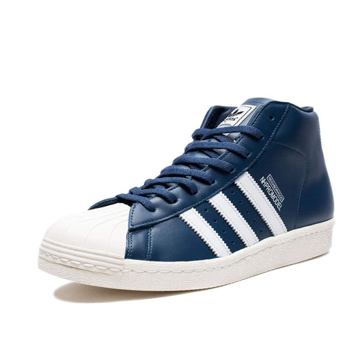 ADIDAS NEIGHBORHOOD PRO MODEL - MARINE/WHITE Image 1