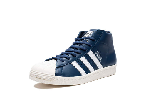 ADIDAS NEIGHBORHOOD PRO MODEL - MARINE/WHITE