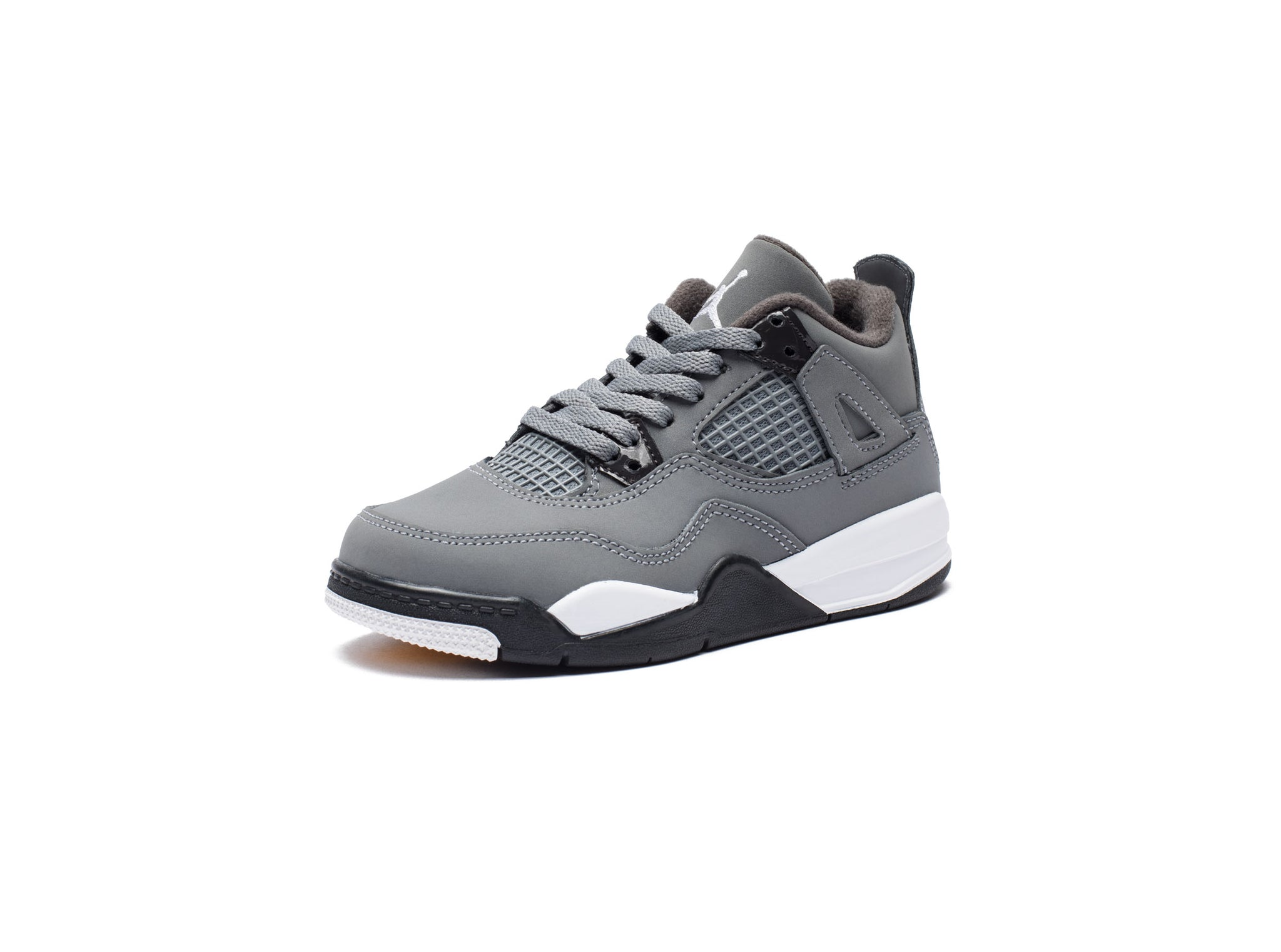 PS AJ 4 RETRO - COOLGREY/CHROME/DARKCHARCOAL