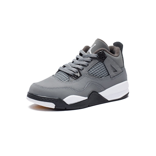 PS AJ 4 RETRO - COOLGREY/CHROME/DARKCHARCOAL Image 1