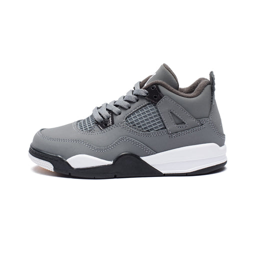 PS AJ 4 RETRO - COOLGREY/CHROME/DARKCHARCOAL Image 4