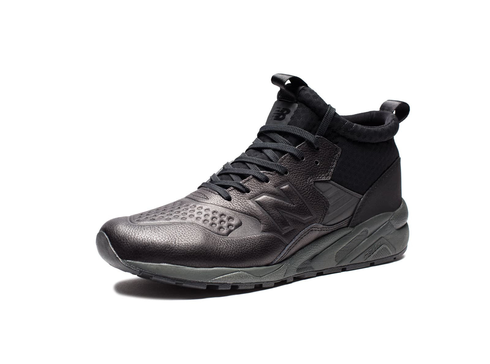 NEW BALANCE 580 DECONSTRUCTED MID - BLACK