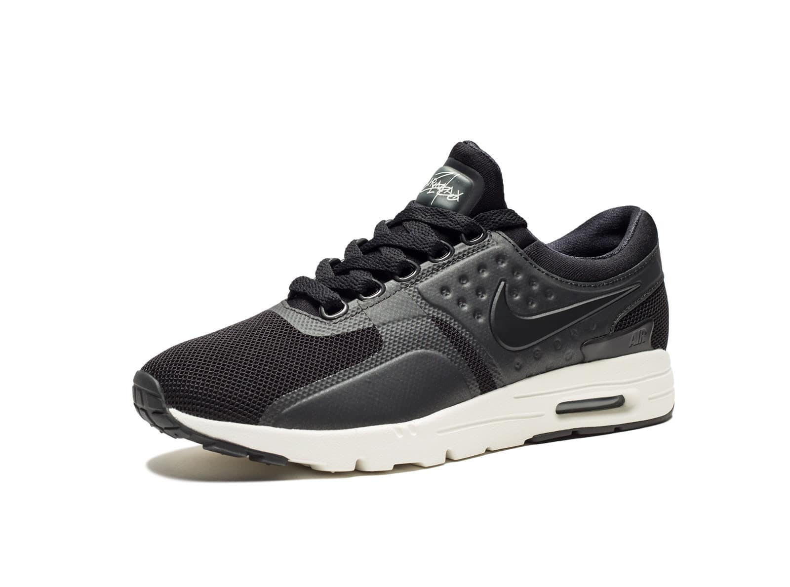 WOMEN'S AIR MAX ZERO - BLACK/SAIL
