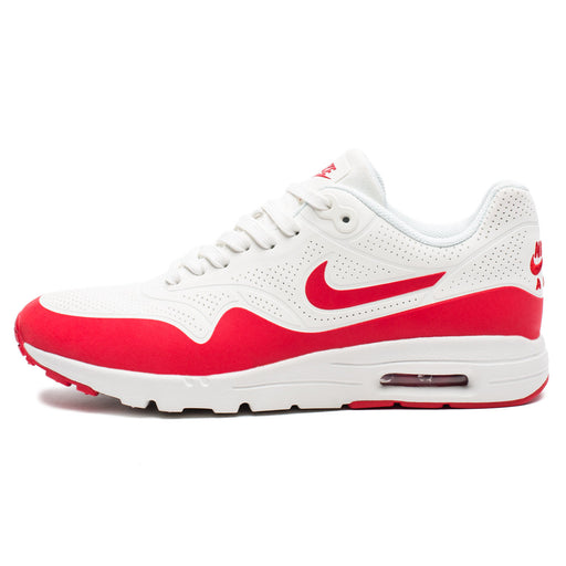 WOMEN'S AIR MAX 1 ULTRA MOIRE -SUMMIT WHITE/WHITE/UNIVERSITY RED Image 5