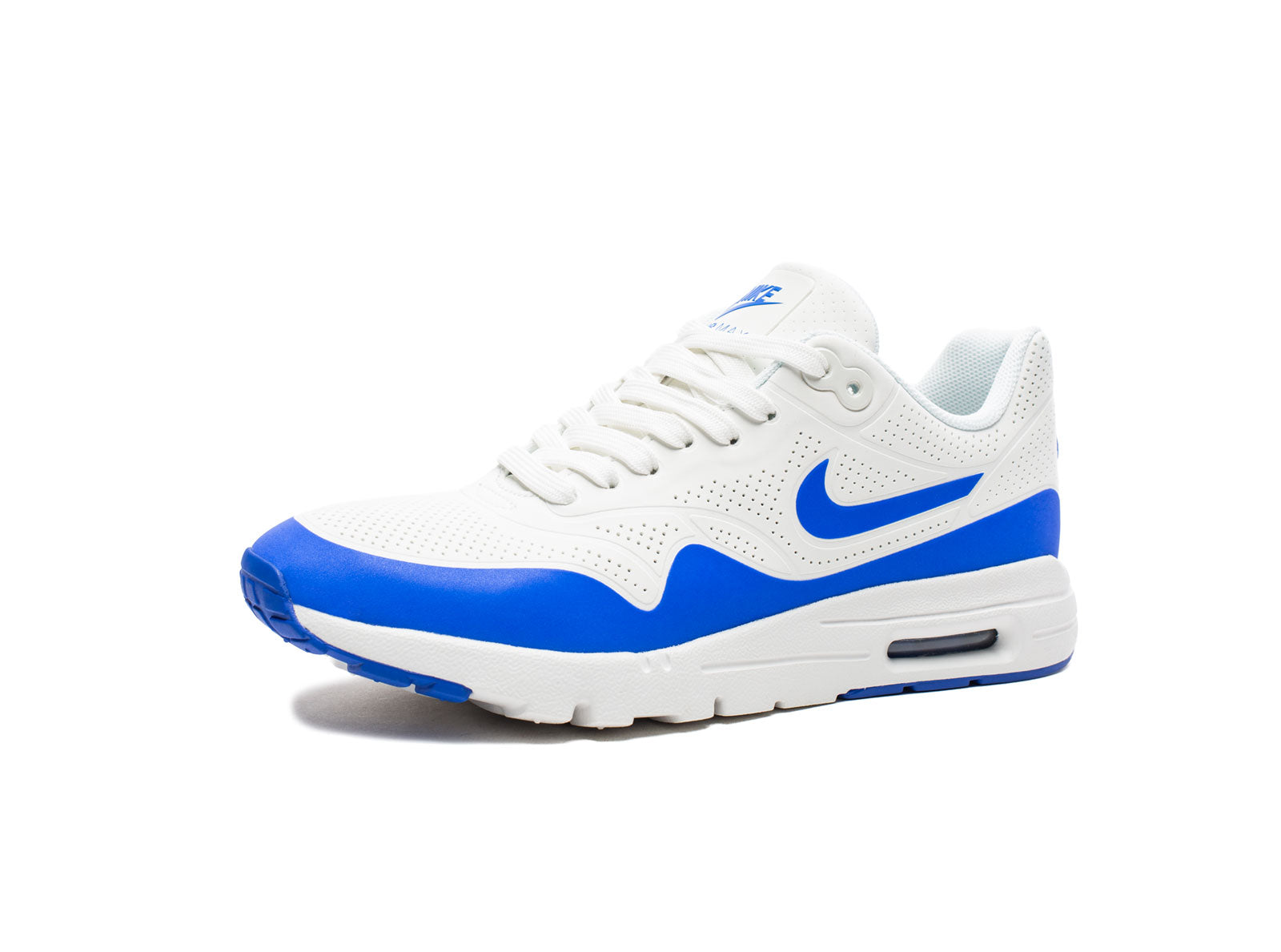 WOMEN'S AIR MAX 1 ULTRA MOIRE - SUMMIT WHITE/ WHITE/ RACER BLUE