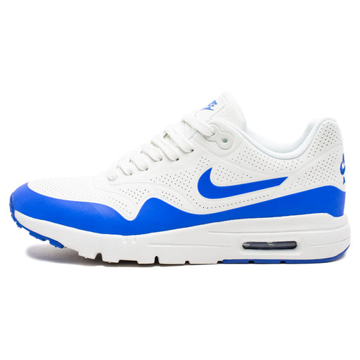 WOMEN'S AIR MAX 1 ULTRA MOIRE - SUMMIT WHITE/ WHITE/ RACER BLUE Image 5