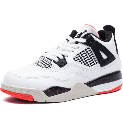 PS AJ 4 RETRO - WHITE/BLACK/BRIGHTCRIMSON