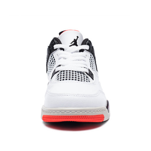 PS AJ 4 RETRO - WHITE/BLACK/BRIGHTCRIMSON Image 2