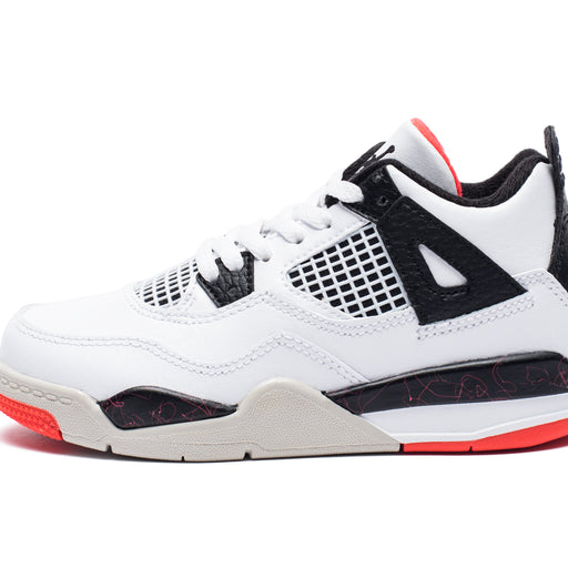 PS AJ 4 RETRO - WHITE/BLACK/BRIGHTCRIMSON Image 4