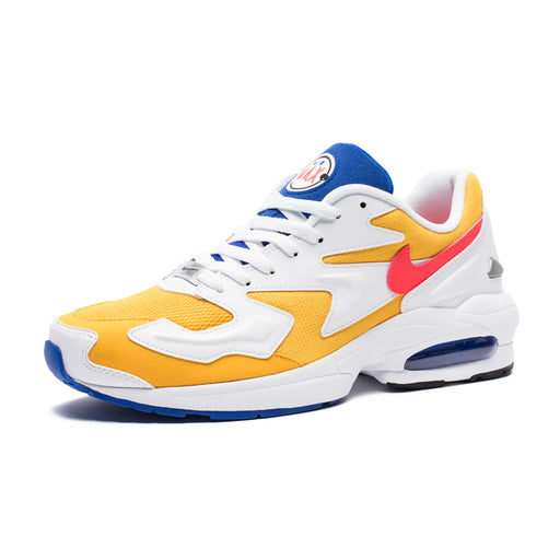 AIR MAX2 LIGHT - UNIVERSITYGOLD/FLASHCRIMSON/RACERBLUE Image 1