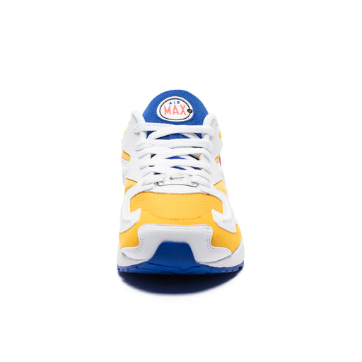 AIR MAX2 LIGHT - UNIVERSITYGOLD/FLASHCRIMSON/RACERBLUE Image 2