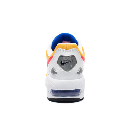 AIR MAX2 LIGHT - UNIVERSITYGOLD/FLASHCRIMSON/RACERBLUE Image 3