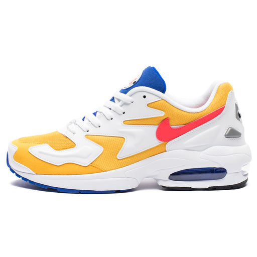 AIR MAX2 LIGHT - UNIVERSITYGOLD/FLASHCRIMSON/RACERBLUE Image 4