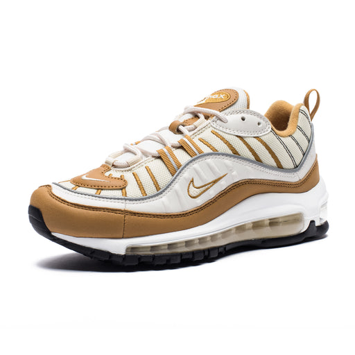WOMEN'S AIR MAX 98 - PHANTOM/BEACH/WHEAT/REFLECTSILVER