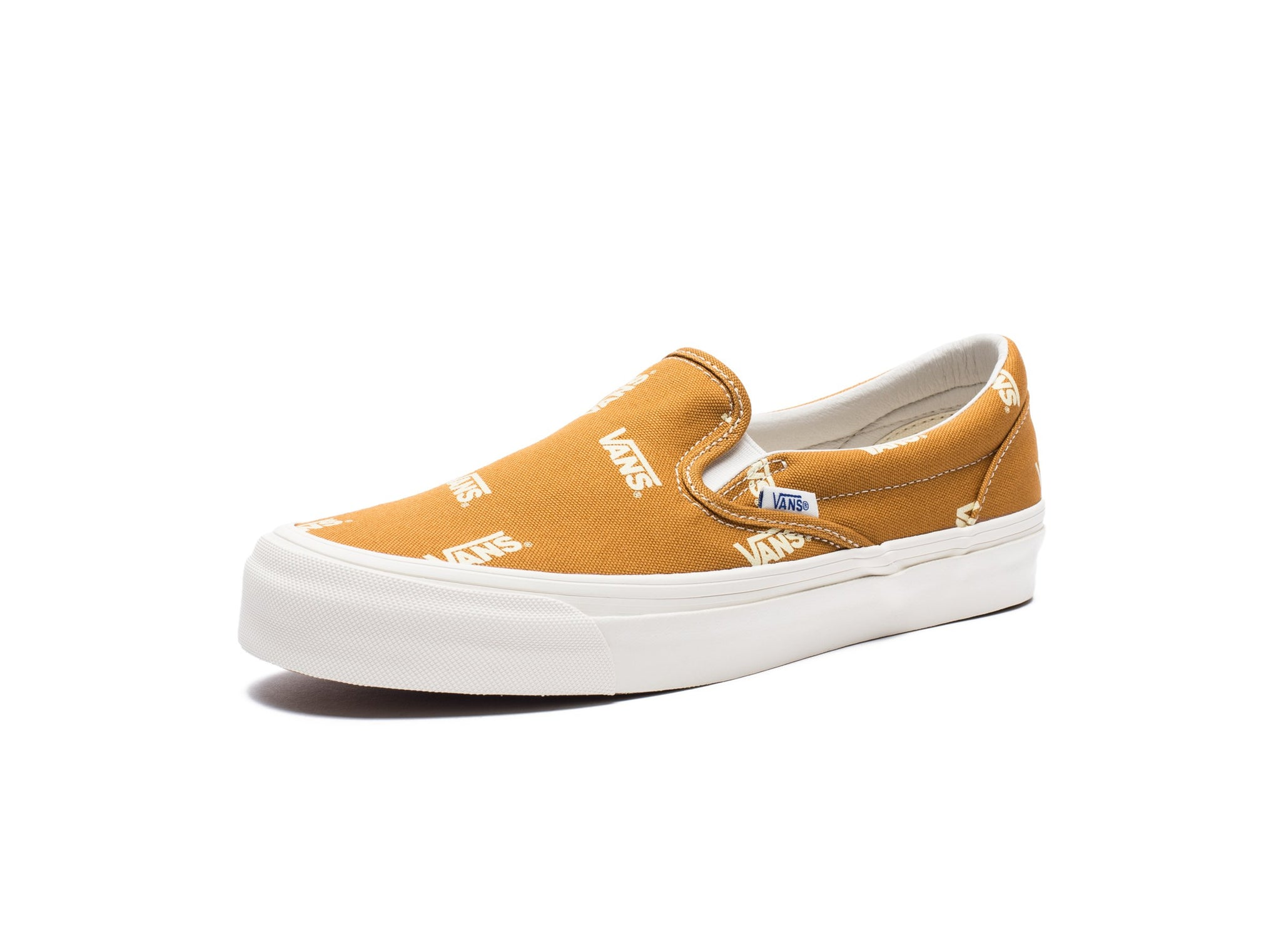 OG CLASSIC SLIP-ON (CANVAS) - BUCKTHORNBROWN