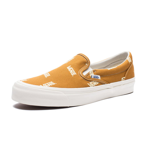 OG CLASSIC SLIP-ON (CANVAS) - BUCKTHORNBROWN Image 1