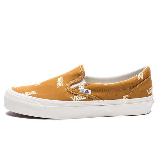 OG CLASSIC SLIP-ON (CANVAS) - BUCKTHORNBROWN Image 4