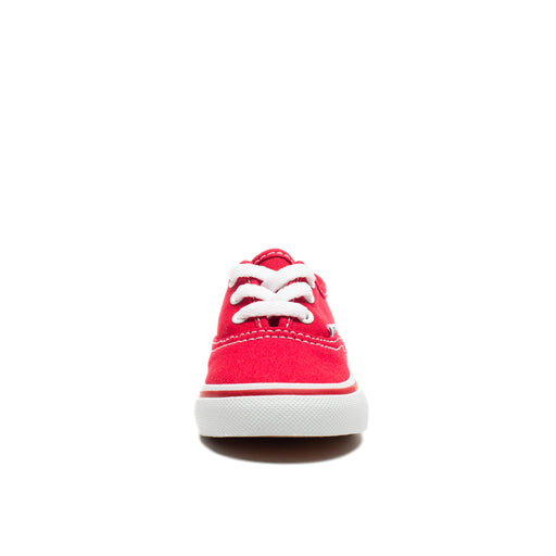 VANS TODDLER AUTHENTIC - RED