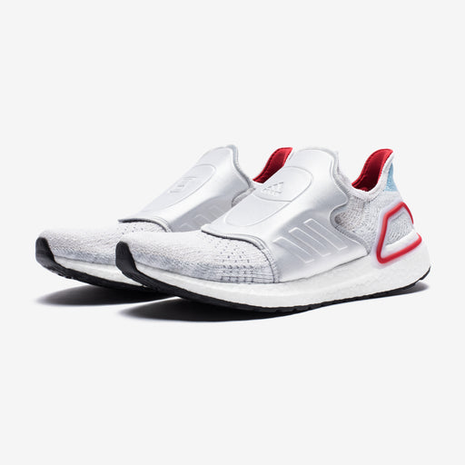 ADIDAS X DOE ULTRABOOST 19 - COREWHITE/POWERRED Image 1