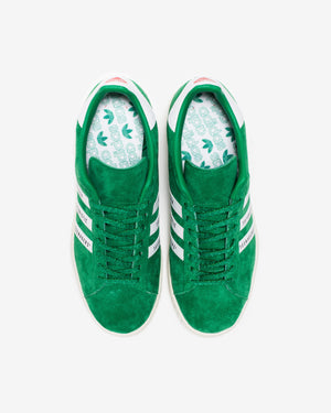 ADIDAS X HUMAN MADE CAMPUS - GREEN/ FTWWHT/ OFFWHT