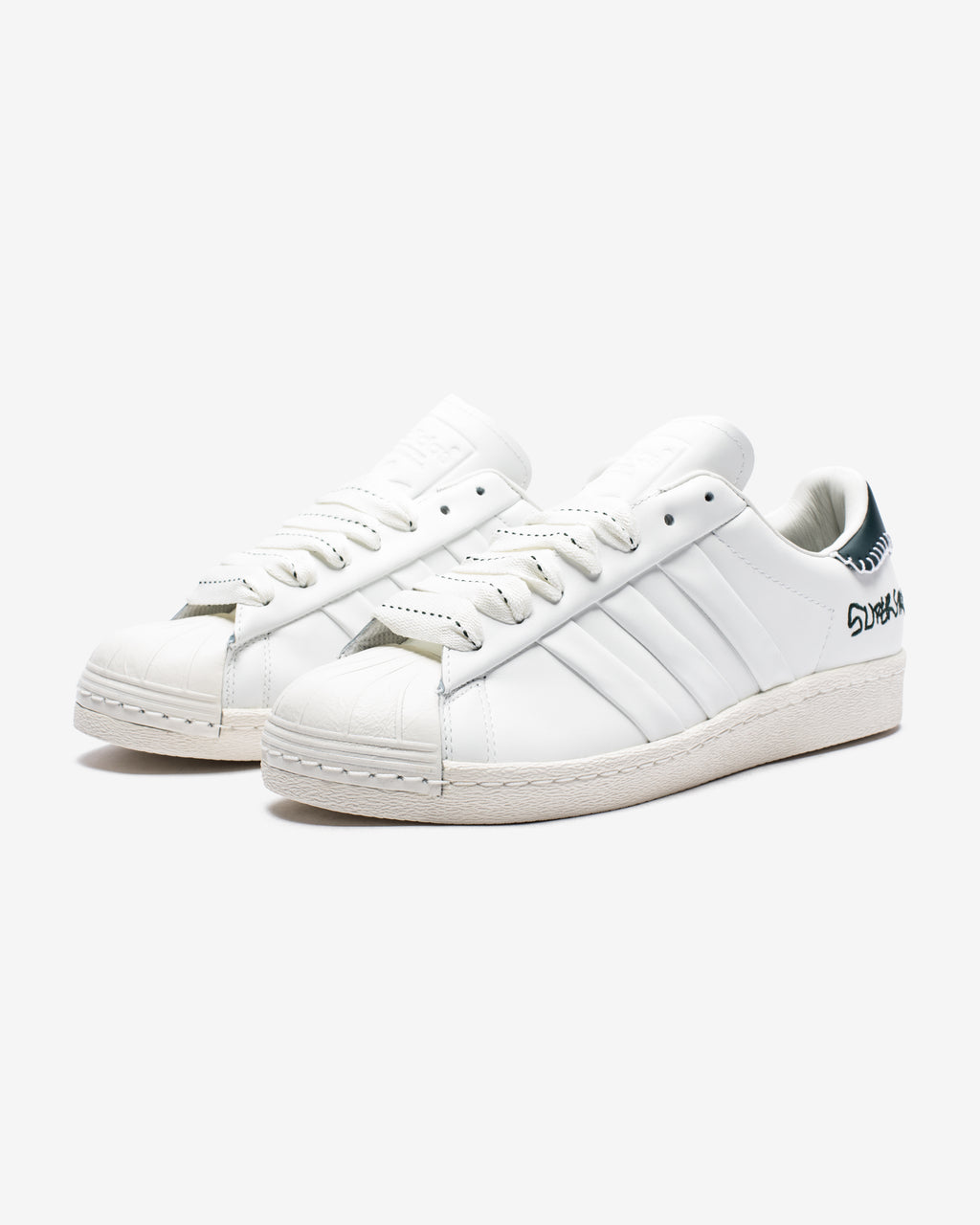 ADIDAS X JONAH HILL SUPERSTAR - WHITE