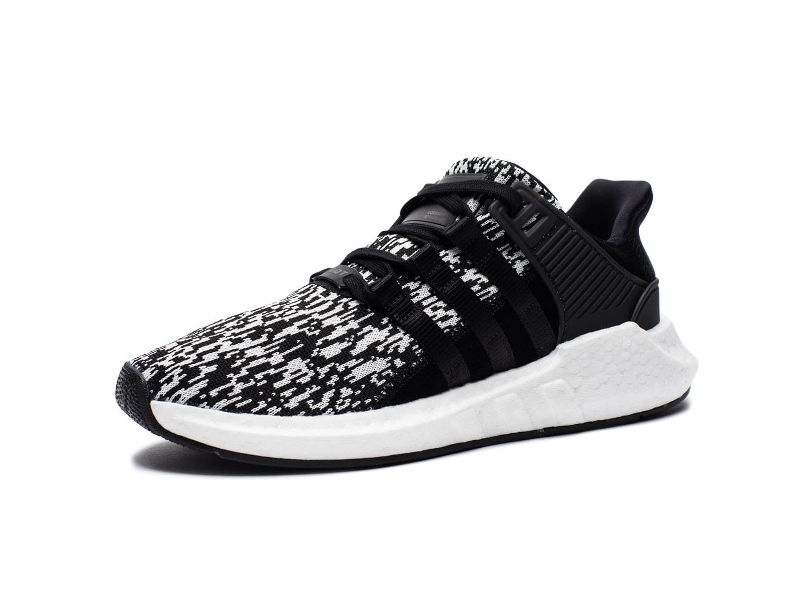 newest 85f57 38f71 EQT SUPPORT 93/17 - BLACK/WHITE | Undefeated