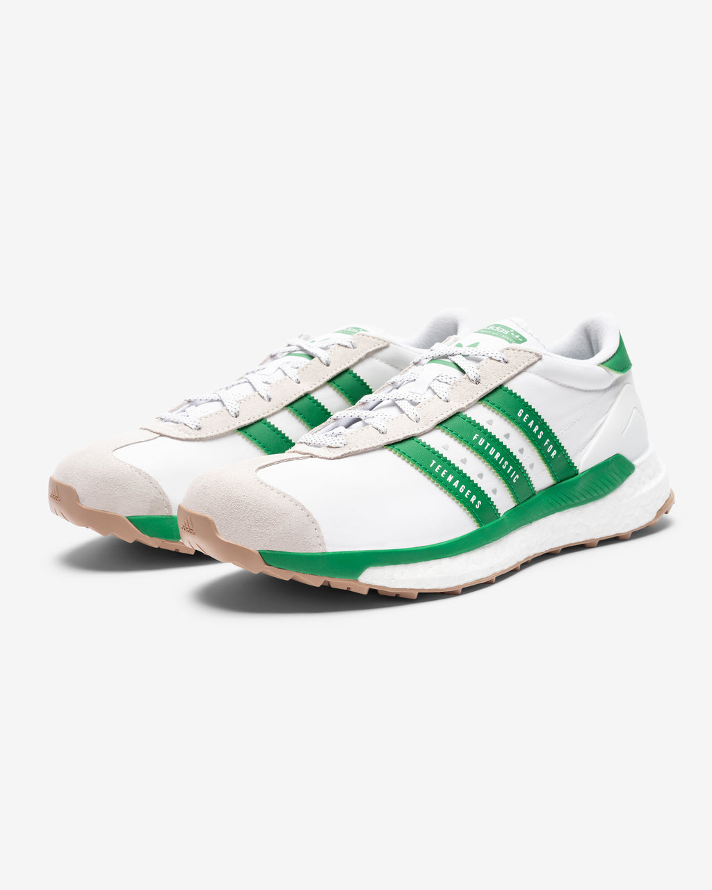 ADIDAS X HUMAN MADE COUNTRY FREE HIKER - GREEN