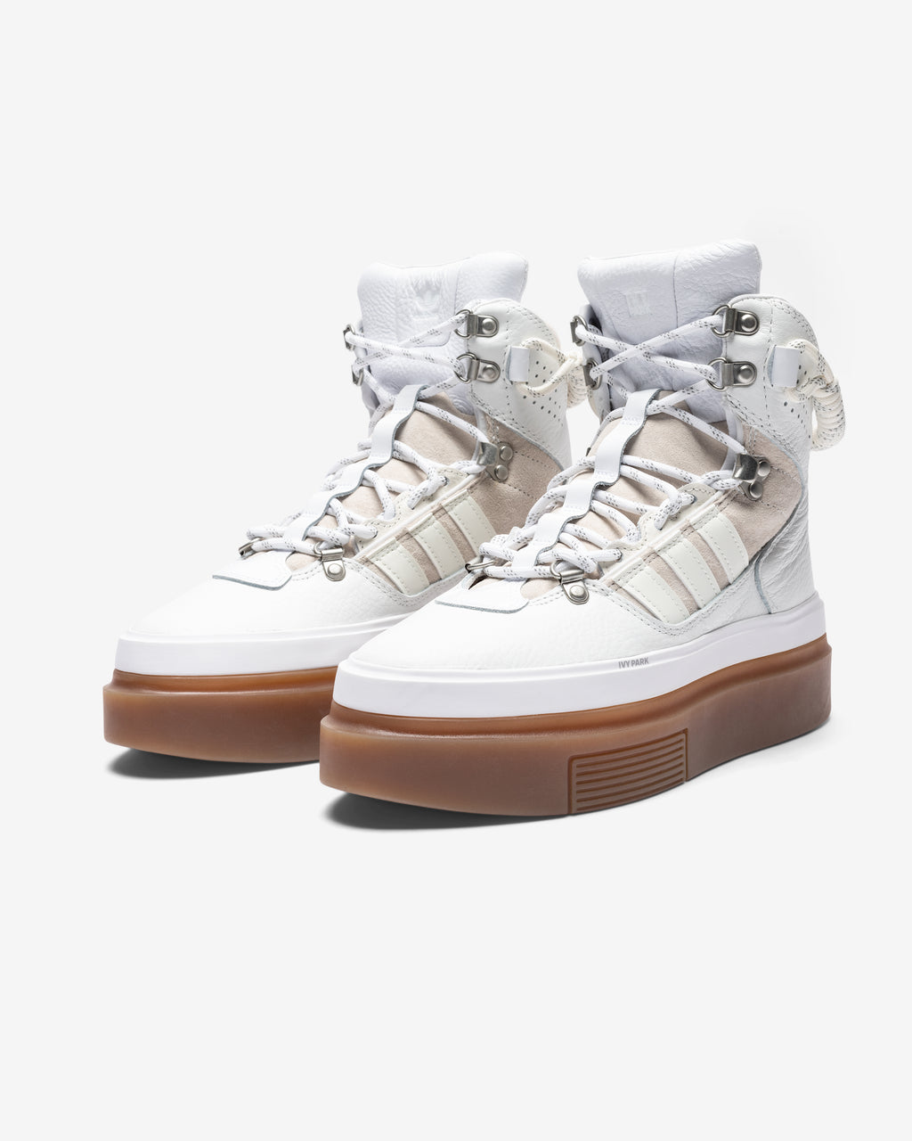 ADIDAS X IVY PARK WOMEN'S SUPER SLEEK BOOT - FTWWHT/ CWHITE
