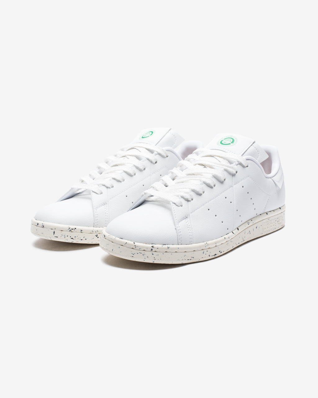 STAN SMITH (VEGAN) - FTWWHT/ OWHITE/ GREEN