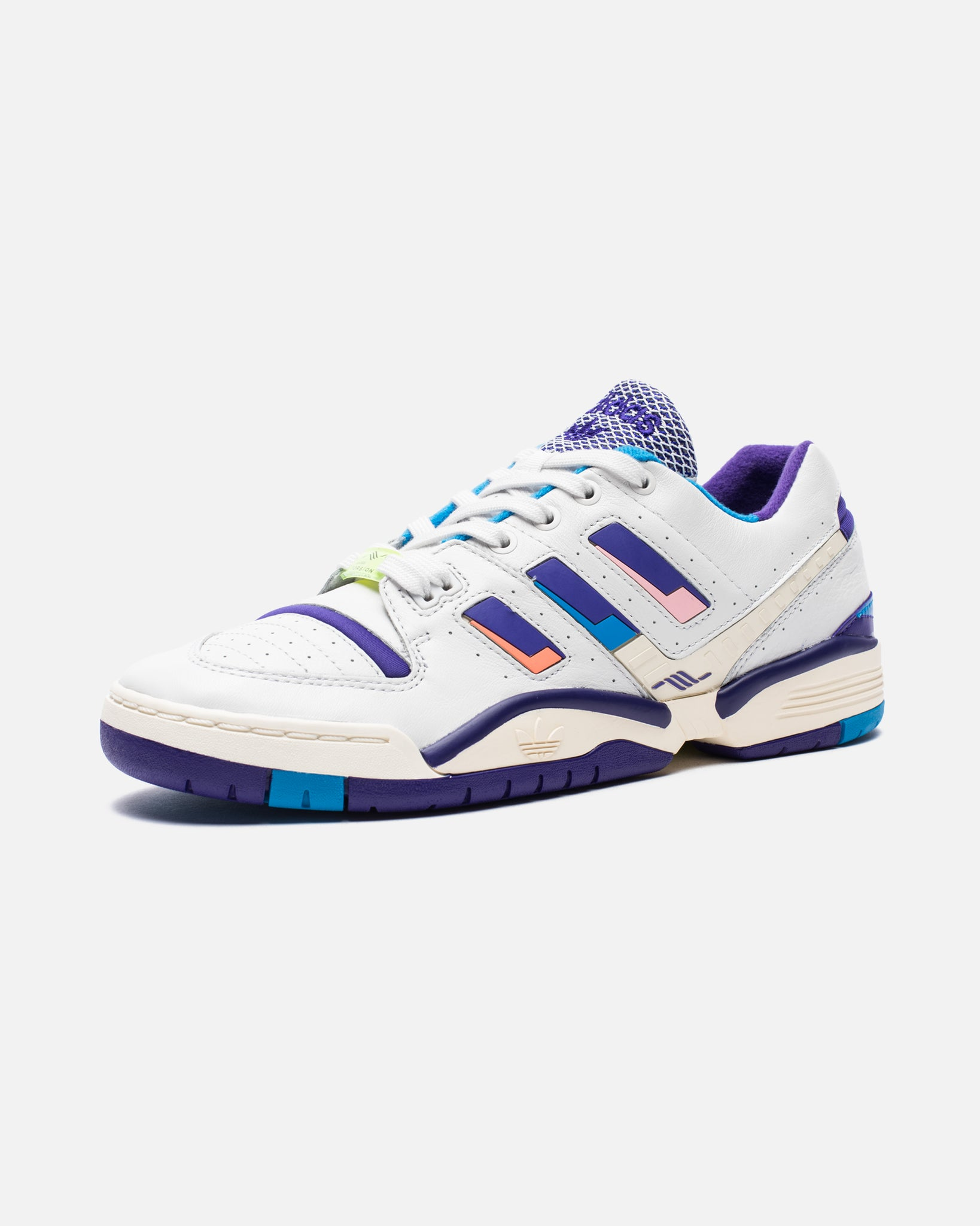TORSION EDBERG COMP - CRYSTALWHITE/ENERGYINK/BRIGHTBLUE