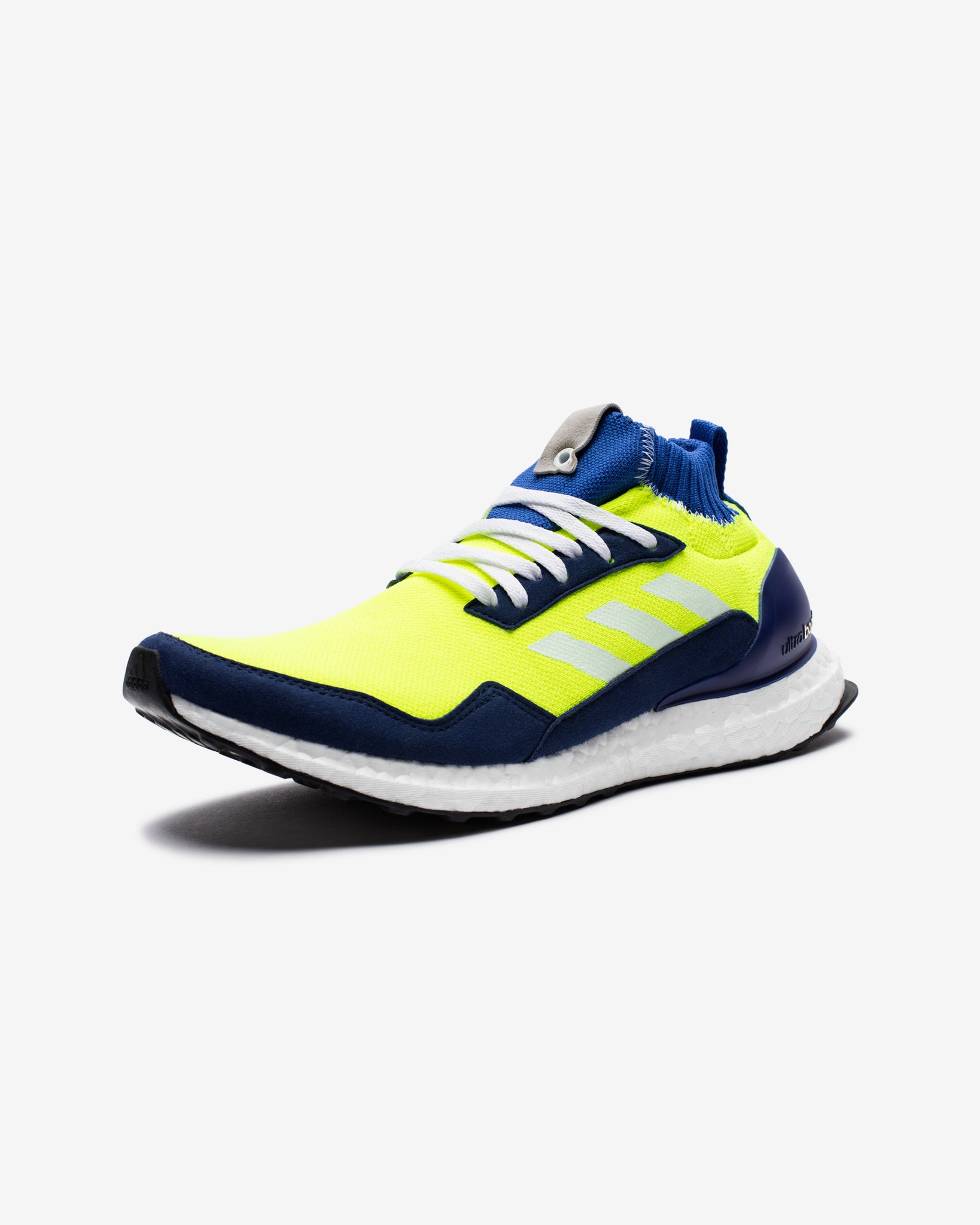 ULTRA BOOST MID PROTO - SOLARYELLOW/HIRESBLUE/FTWWHT
