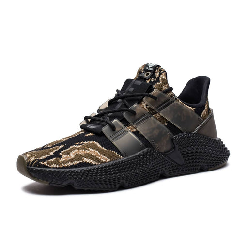UNDEFEATED X ADIDAS PROPHERE - BLACK/TRAOLIVE/RAWGOL