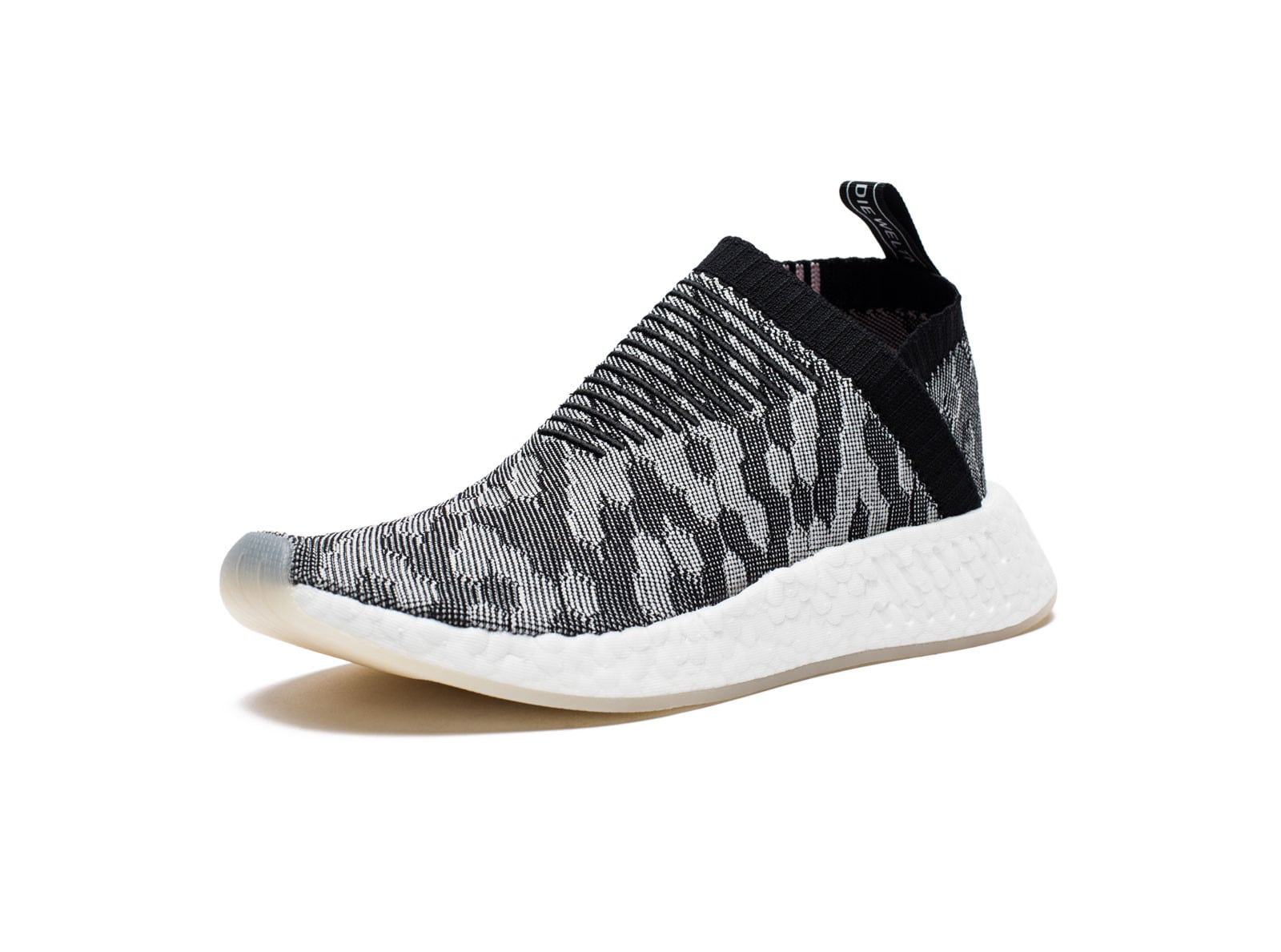WOMEN'S NMD CS2 PK - BLACK/WONPINK