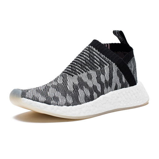 WOMEN'S NMD CS2 PK - BLACK/WONPINK Image 1