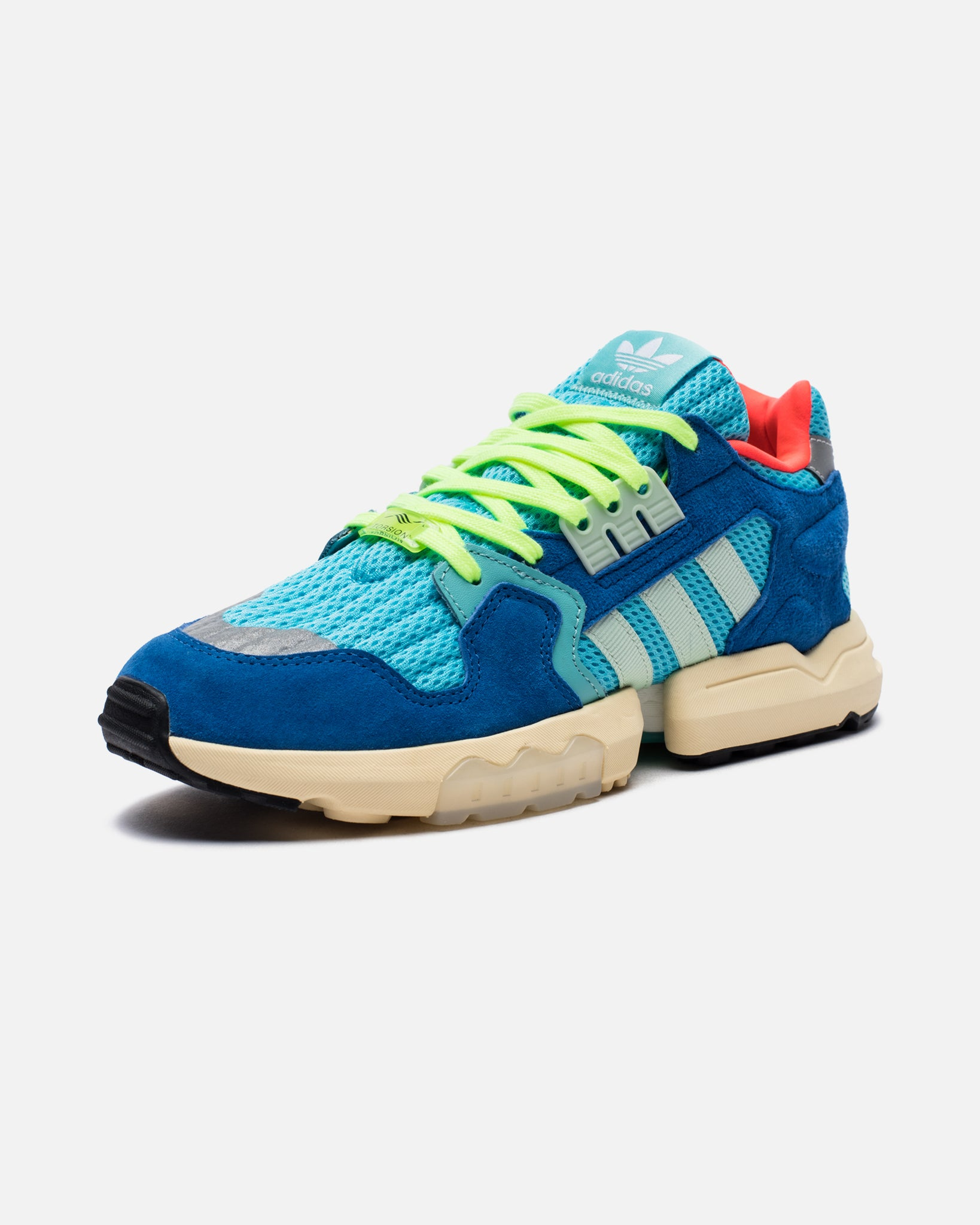 ZX TORSION - BRCYAN/LINGRN/BLUE