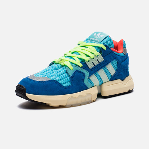 ZX TORSION - BRCYAN/LINGRN/BLUE Image 1